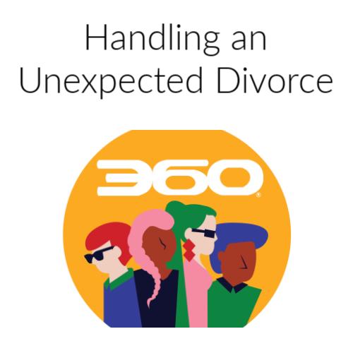 Handling an Unexpected Divorce